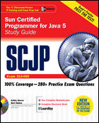 Sun Certified Java Programmer book cover